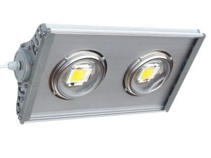 Anwendungsbeispiel LED Leuchte aus Kühlkörper Aluminiumprofil SVETOCH MAGISTRAL III