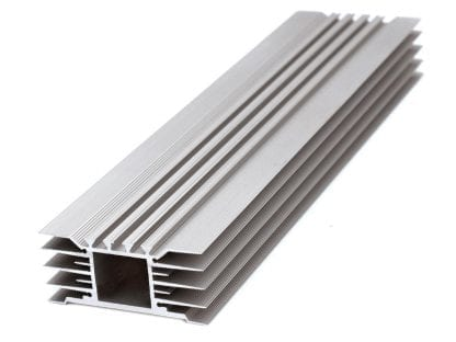 Kühlkörper Aluminiumprofil SVETOCH STRADA für breite LED Module