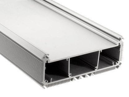 LED Aluminium Profil SVETOCH NEW für den Einsatz von Hochleistungs-LED-Modulen