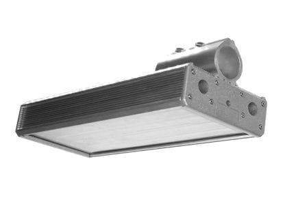 LED Aluminiumprofil SVETOCH NEW für LED Leuchten mit SVETOCH Rohr-Befestigung
