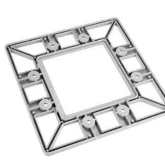 Casquillo de extremo perfil PROFI para cuerpo de enfriamiento de aluminio de alto rendimiento SVETOCH PROFI