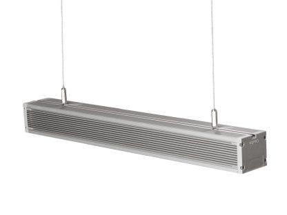 Anwendungsbeispiel LED Leuchte aus den Komponenten der Serie SVETOCH QUADRO