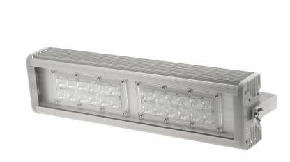 Anwendungsbeispiel einer LED Leuchte aus den Komponenten der Serie SVETOCH INDUSTRY mit LEDIL Linsen Optiken
