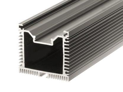 Kühlkörper Aluminiumprofil SVETOCH QUADRO