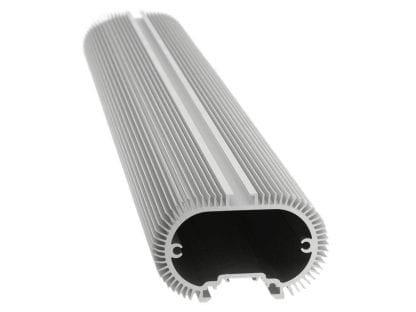 Kühlkörper Aluminiumprofil SVETOCH SOLO für Gewerbe und Industrie-Beleuchtung