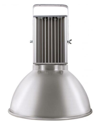 """Montagebeispiel """"Glocke"""" Reflektor/ Leuchtenschirm zur Fokussierung des Lichts von High-Power-LEDs mit Aluminiumprofil SVETOCH PROFI"""