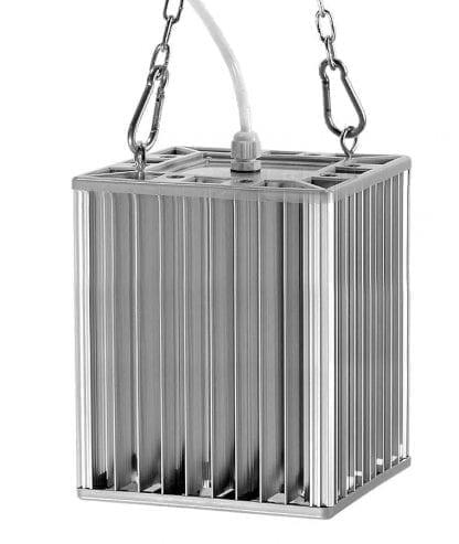 hängende High-Power-LED-Leuchte aus Komponenten der Serie SVETOCH PROFI