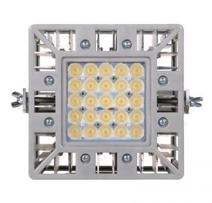 5x5 LEDiL LED-Optik an Leuchte aus Komponenten der Serie SVETOCH PROFI