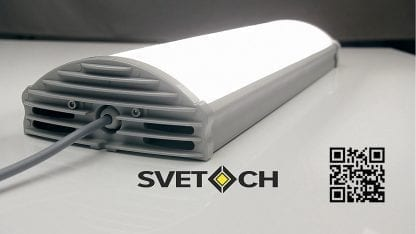 LED Aluminium-Profil SVETOCH ARCTIC bis 130 Watt / Meter