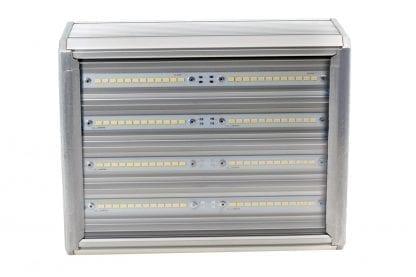 Anwendungsbeispiel LED Aluminiumprofil SVETOCH mit 4 LED Streifen