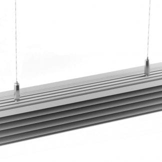 Perfiles de aluminio led