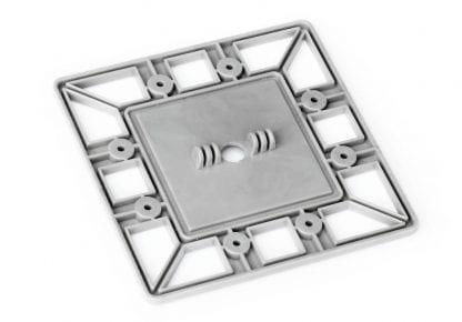 Casquillo de extremo perfil PROFI para radiador de aluminio de alto rendimiento SVETOCH PROFI