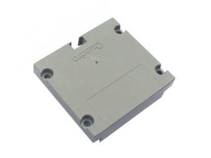 Endkappe-Außenseite SVETOCH QUADRO für Aluminiumprofile für LED-Leuchten