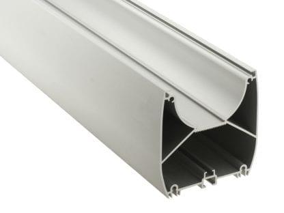 Profil-Endkappe SVETOCH LINE (Innenansicht) für Indoor LED-Beleuchtung